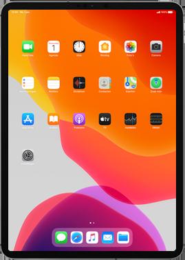 Apple iPad Pro 11 inch 2nd generation (2020) (Model A2230) - Internet - Handmatig instellen - Stap 9