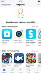 Apple iPhone 6 iOS 8 - Applicaties - Account aanmaken - Stap 4