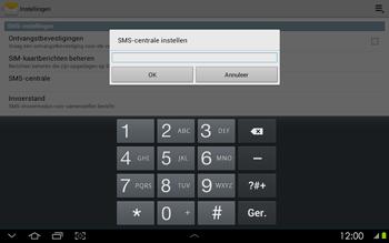Samsung P5100 Galaxy Tab 2 10-1 - SMS - handmatig instellen - Stap 6