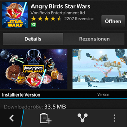 BlackBerry Q5 - Apps - Herunterladen - 23 / 25