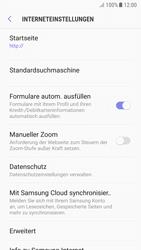 Samsung Galaxy A5 (2017) - Android Nougat - Internet und Datenroaming - Manuelle Konfiguration - Schritt 25
