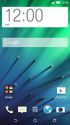 HTC One Mini 2 - Email - Manual configuration POP3 with SMTP verification - Step 1