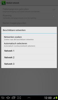 Samsung Samsung P3100 Galaxy Tab 2 7-0 - Bellen - in het buitenland - Stap 8