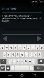 Sony Xperia Z3 Compact - Applicazioni - Configurazione del negozio applicazioni - Fase 7