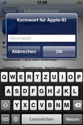 Apple iPhone 3G - Apps - Herunterladen - 8 / 10