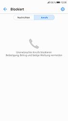 Huawei Honor 9 - Anrufe - Anrufe blockieren - Schritt 5