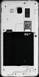 Samsung Galaxy Grand Prime - SIM-Karte - Einlegen - 0 / 0