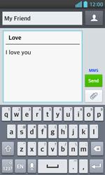 LG E460 Optimus L5 II - MMS - Sending pictures - Step 11