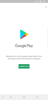 Samsung Galaxy Note9 - Apps - Konto anlegen und einrichten - 4 / 22