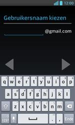 LG E460 Optimus L5 II - apps - account instellen - stap 9