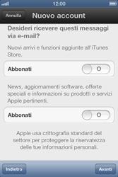 Apple iPhone 4 - Applicazioni - Configurazione del negozio applicazioni - Fase 12