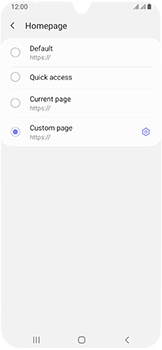 Samsung Galaxy A40 - Internet - Manual configuration - Step 30