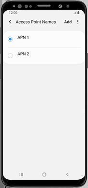 Samsung Galaxy Grand Neo Plus - Internet - Manual configuration - Step 17