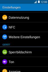 Samsung G130HN Galaxy Young 2 - Ausland - Im Ausland surfen – Datenroaming - Schritt 6