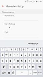 Samsung J510 Galaxy J5 (2016) DualSim - E-Mail - Konto einrichten - Schritt 10