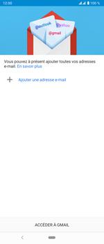 Sony Xperia 5 - E-mail - 032b. Email wizard - Yahoo - Étape 6