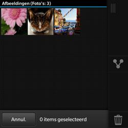 BlackBerry Q5 - contacten, foto