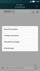Huawei Y5 - MMS - Erstellen und senden - 10 / 21