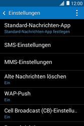 Samsung G130HN Galaxy Young 2 - SMS - Manuelle Konfiguration - Schritt 6