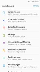 Samsung Galaxy A5 (2017) - WLAN - Manuelle Konfiguration - Schritt 4
