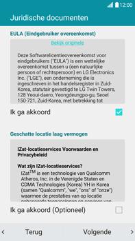 LG V10 - Toestel - Toestel activeren - Stap 27