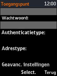 Nokia 3310 3G (TA-1022) - Internet - Handmatig instellen - Stap 13