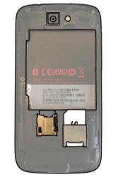 HTC A8181 Desire - SIM-Karte - Einlegen - Schritt 4