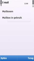 Nokia C5-03 - e-mail - handmatig instellen - stap 5