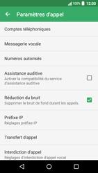 Acer Liquid Zest 4G - Messagerie vocale - Configuration manuelle - Étape 6
