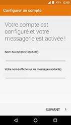 Crosscall Action X3 - E-mails - Ajouter ou modifier votre compte Yahoo - Étape 13