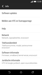 HTC Desire 610 - software - update installeren zonder pc - stap 5