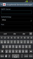 Samsung N7100 Galaxy Note 2 - E-Mail - Konto einrichten - Schritt 9