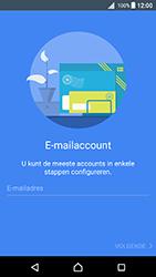 Sony Xperia X (F5121) - Android Nougat - E-mail - Account instellen (IMAP met SMTP-verificatie) - Stap 6