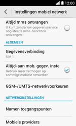 Huawei Ascend Y330 - Internet - Handmatig instellen - Stap 6