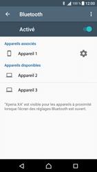Sony Xperia XA - Bluetooth - connexion Bluetooth - Étape 10