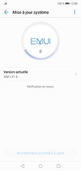 Huawei P20 Lite - Logiciels - Installation de mises à jour - Étape 6