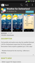 HTC One S - Applications - Installing applications - Step 15