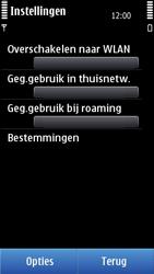 Nokia C7-00 - internet - handmatig instellen - stap 6