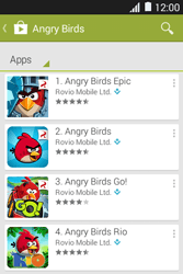 Samsung Galaxy Young 2 - Apps - Herunterladen - 16 / 20