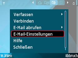 Nokia E71 - E-Mail - Konto einrichten - Schritt 26