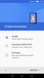 Huawei P9 - E-Mail - Konto einrichten (gmail) - 8 / 18