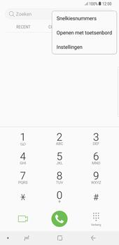 Samsung galaxy-note-8-sm-n950f-android-oreo - Voicemail - Handmatig instellen - Stap 5