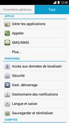Bouygues Telecom Ultym 5 - Sécuriser votre mobile - Personnaliser le code PIN de votre carte SIM - Étape 4