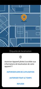 Huawei P40 - Photos, vidéos, musique - Prendre une photo - Étape 5