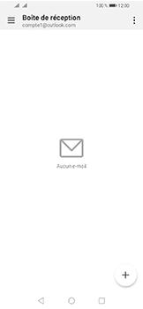 Huawei Y6 (2019) - E-mails - Ajouter ou modifier votre compte Outlook - Étape 3