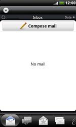 HTC S510e Desire S - E-mail - Sending emails - Step 4