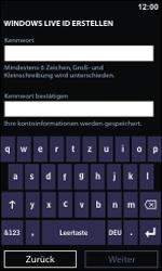 Nokia Lumia 800 - Apps - Konto anlegen und einrichten - 14 / 22