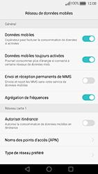 Huawei Nova - Internet - Désactiver les données mobiles - Étape 6