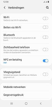 Samsung galaxy-a8-2018-sm-a530f-android-pie - Buitenland - Bellen, sms en internet - Stap 5