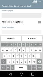 LG Spirit 4G - E-mail - configuration manuelle - Étape 16